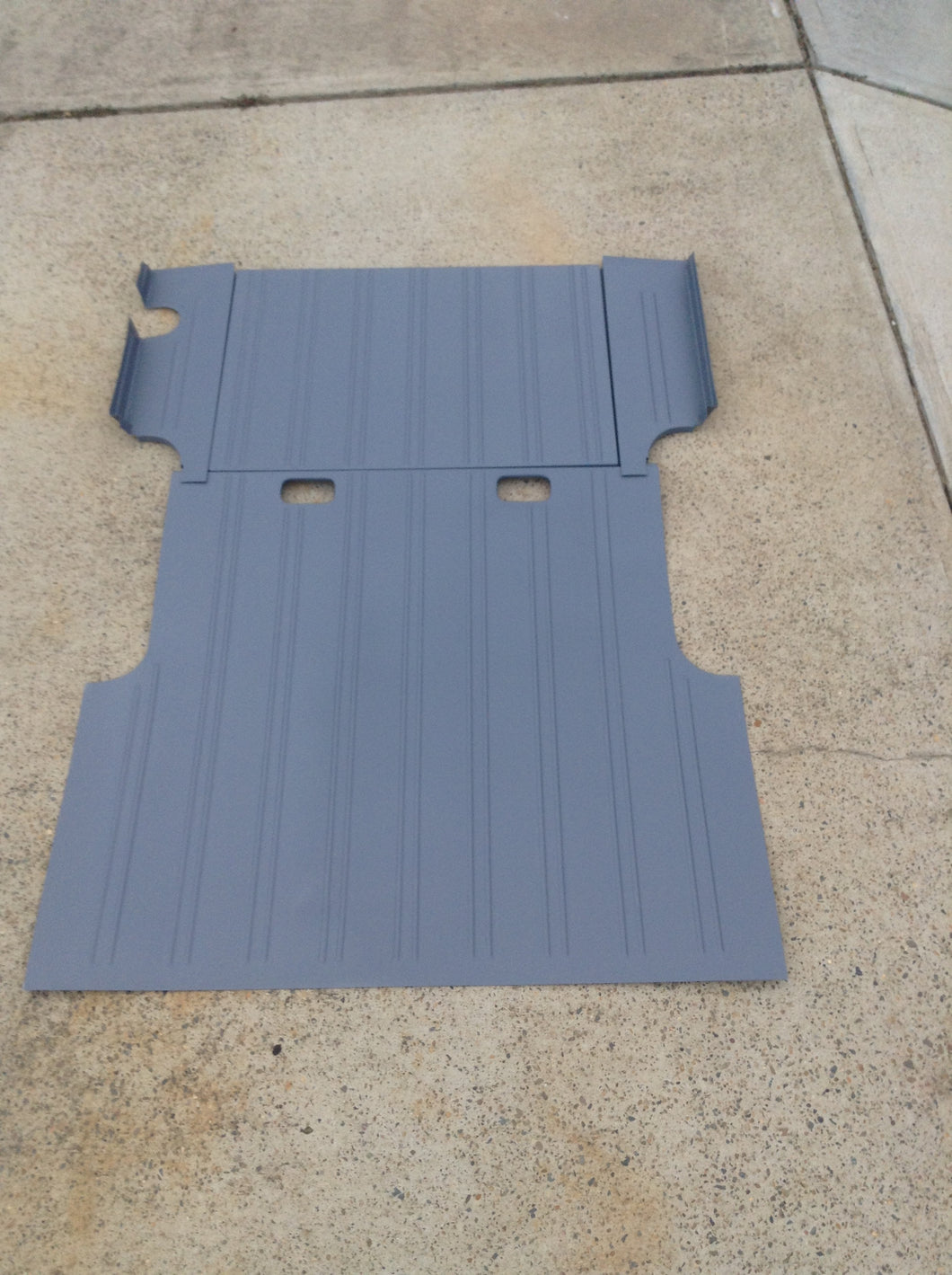 FORD CUSTOM XY UTE TRAY FLOOR  8 PIECES