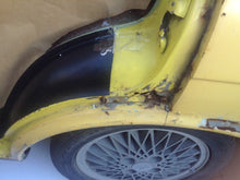 Datsun 510/1600 REAR DOOR JAMB WHEEL ARCH