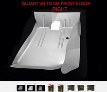 VALIANT VH -CM FRONT FLOORS