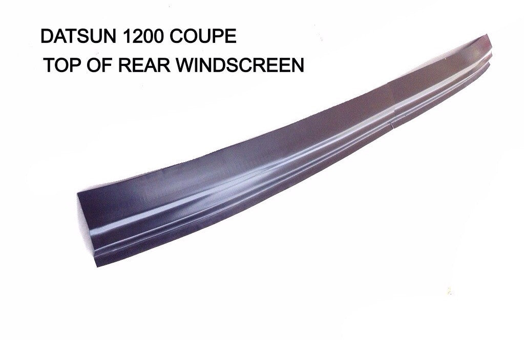 DATSUN 1200 COUPE TOP OF REAR WINDSCREEN