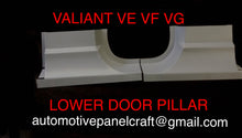 VALIANT VE VF VG   DOOR PILLAR