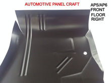 FITS VALIANT  VC FRONT FLOOR REPLACEMENT PANEL