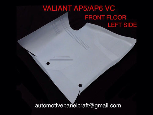 FITS VALIANT AP5 AP6 FRONT FLOOR REPLACEMENT PANEL