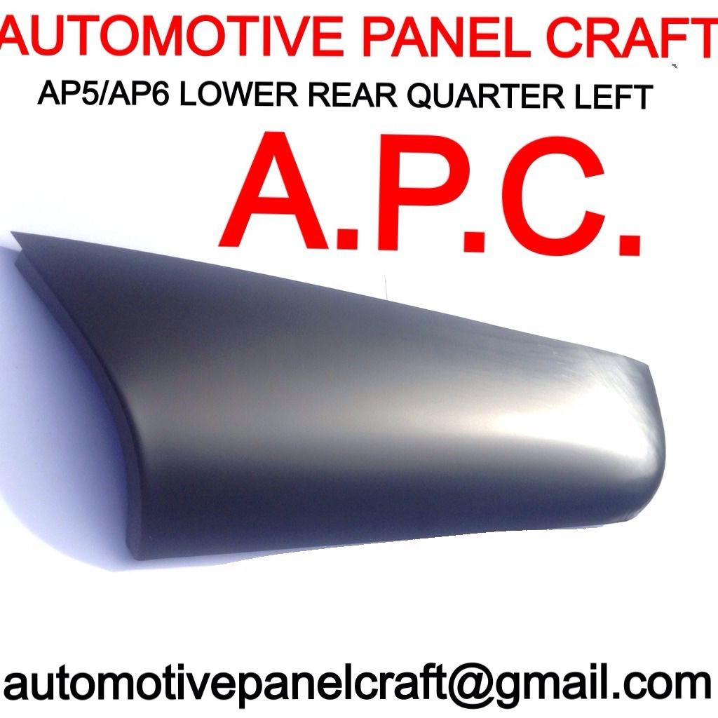 VALIANT AP5/ AP6 UTE & WAGON LOWER REAR QUARTER PANEL
