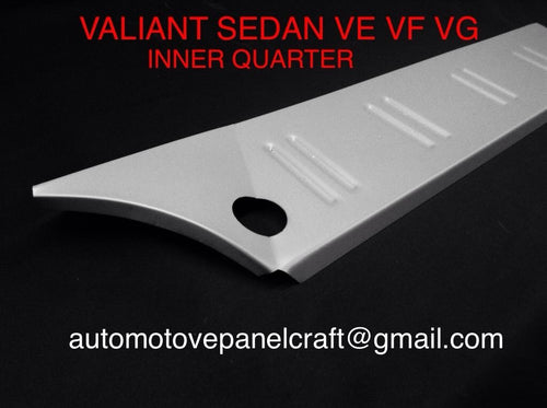 VALIANT VE-F-G LOWER INNER QUARTER PANEL.