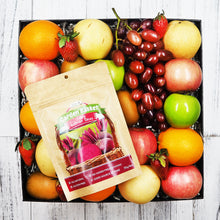 Garden Basket Crispy Beetroot Slices with Fruit Gift Hamper. Free delivery within Singapore.