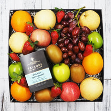 Taylors of Harrogate Organic Peppermint Tea with Fruit Gift Hamper. Free delivery within Singapore.