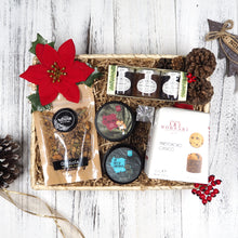 Our Cozy Christmas Morning Hamper filled with sweet and savoury delights like KitTea, wholesome granola, jam and panattone, is the perfect gift to send Season's Greetings in style.