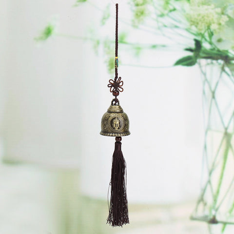 One Bell Good Luck Wind Chime
