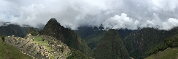 The Mystical Machu Picchu