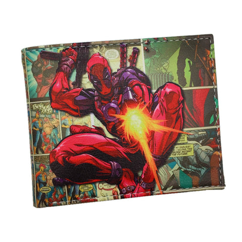 Deadpool, Iron Man, Pokemon, The Joker, Star Wars & The Walking Dead Wallets - Secure Wallet & Phone