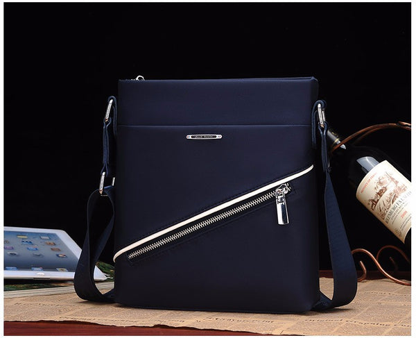 Casual Waterproof Crossbody Handbag - Secure Wallet & Phone