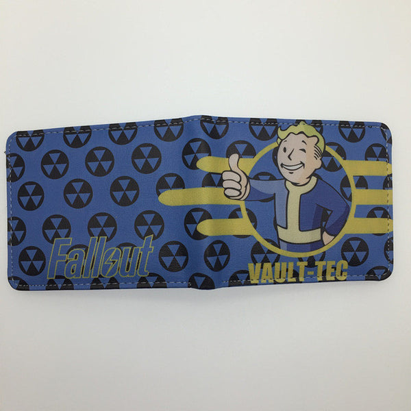 Fallout Wallet with Card Holder - Secure Wallet & Phone