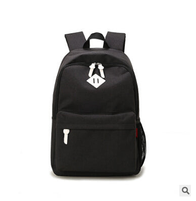Large Canvas Backpacks - Secure Wallet & Phone