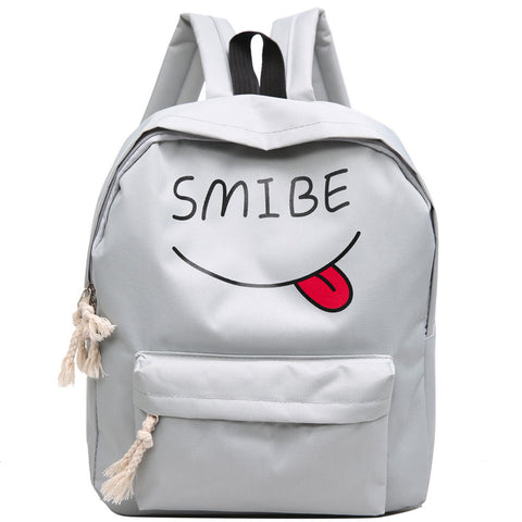 New Backpacks With a Smile - Secure Wallet & Phone