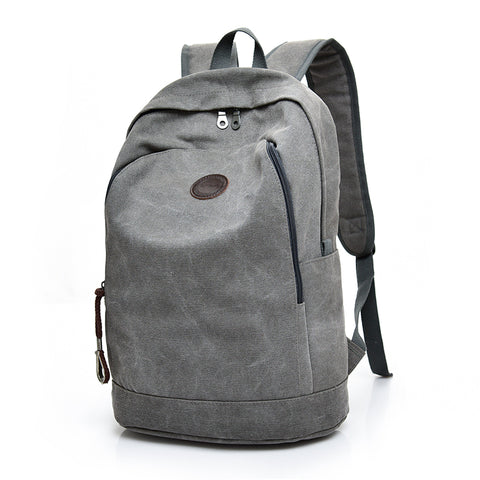 New Canvas Travel Backpacks - Secure Wallet & Phone