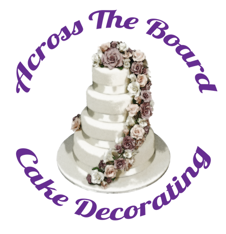 Across The Board Cake Decorating