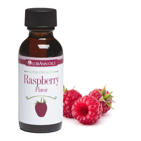 RASPBERRY - 1oz SUPER STRENGTH FLAVOUR - LORANN