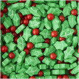 WILTON HOLLY SPRINKLE MIX 2OZ 55g