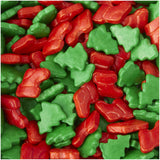 WILTON HOLIDAY SPRINKLE MIX 2OZ 55g