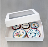LOYAL COOKIE BISCUIT BOX RECTANGLE 10x7x2in