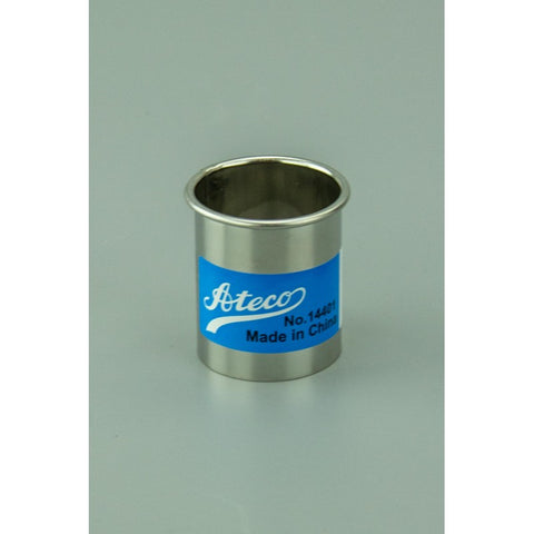 1.5 inch PLAIN ROUND CUTTER - ATECO