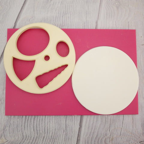 "Mix N Match Large Face Cutter 5"" (125mm)  - FMM"