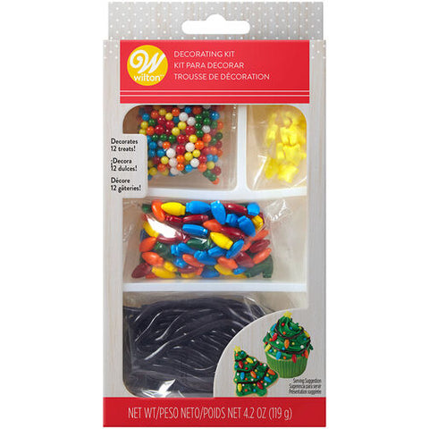 WILTON Christmas Tree Decorating Kit