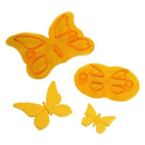 JEM Butterfly Cutters - Set of 2