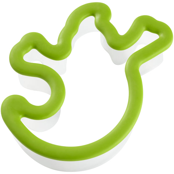 WILTON Grippy Ghost Plastic Cookie Cutter