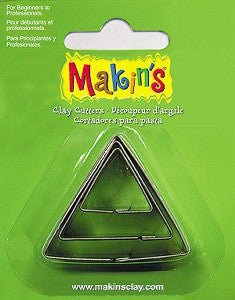 Makin's Cutter Set of 3 - Triangle