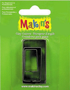 Makin's Cutter Set of 3 - Rectangle