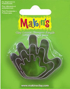 Makin's Cutter Set of 3 - Hand