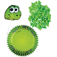 WILTON Dinosaur Cupcake Decorating Kit