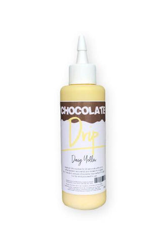 CHOCOLATE DRIP 250G DAISY YELLOW