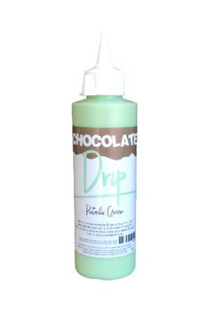 CHOCOLATE DRIP 250G PISTACHIO GREEN