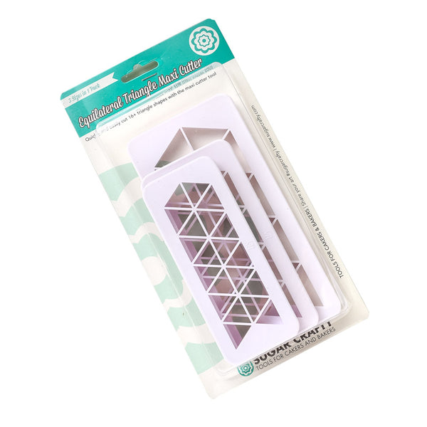 EQUILATERAL TRIANGLE MAXI CUTTER