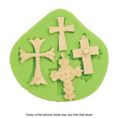 Multiple Crosses Silicone Mould Bake n Cake