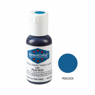 AMERICOLOR Soft Gel Paste 21g - PEACOCK