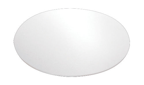 "7"" Round White LOYAL Cake Board"