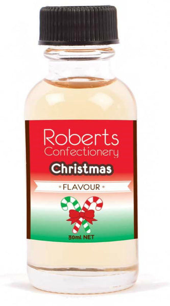 Roberts Confectionery - Christmas Toffee Apple Flavour 30ml
