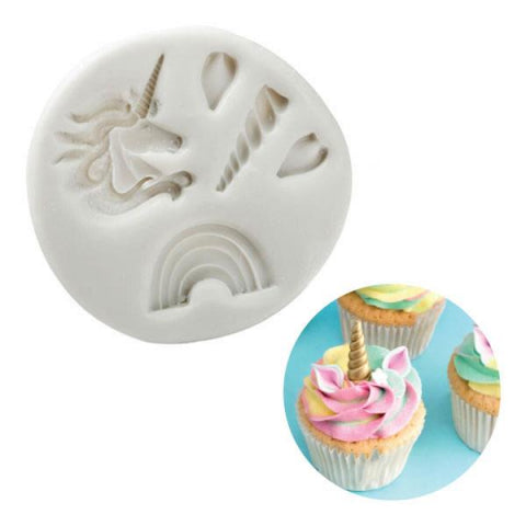 UNICORN | SILICONE MOULD