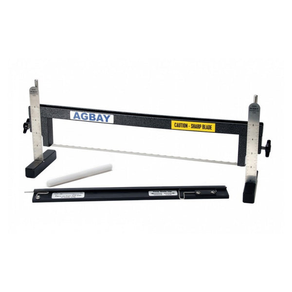 Agbay Junior Single Blade Cake Leveler
