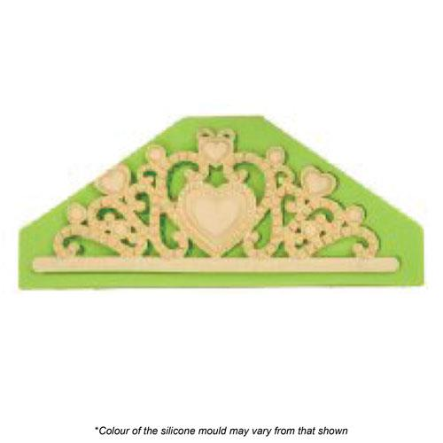 TIARA SILICONE MOULD