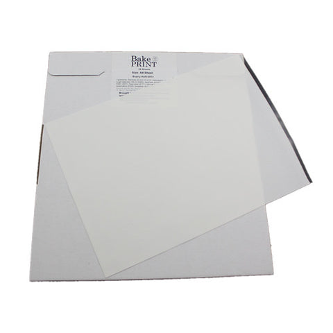 THICK A4 Icing Sheets for Printer - 1 pack of 24 sheets