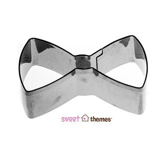 Bowtie Large Stainless Steel Cookie Cutter