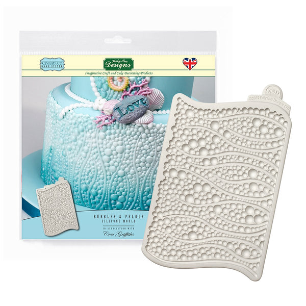 Bubbles and Pearls Mould - Katy Sue Mould
