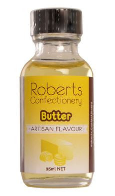 Roberts Confectionery - Butter Flavour 30ml