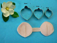 GARDENIA (CHRISTMAS ROSE) CUTTER AND VEINER SET