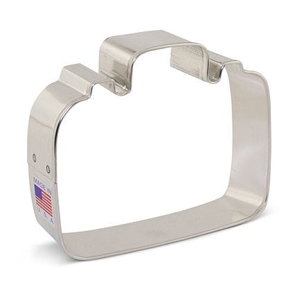 Camera Cookie Cutter by Flour Box Bakery - Tin